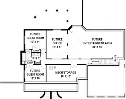 hartridge retirement house plans ranch house plans