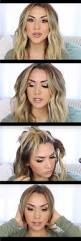 everyday hairstyles for medium hair length 33 quick and easy hairstyles for straight hair page 3 of 7 the