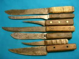 antique kitchen knives traditional fixed blade knives bladeforums