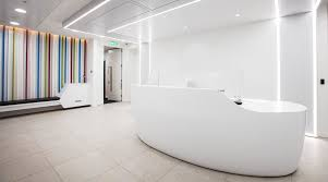 Corian Reception Desk Corian Reception Desk In Bank By Solidity Ltd Http Www