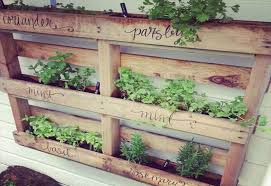Garden Pallet Ideas 15 Recycled Pallet Planter Ideas For A Unique Garden Garden