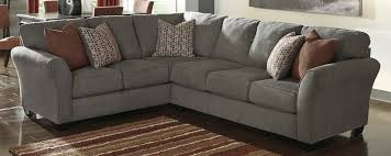 Ashley Furniture Sectional Buy Ashley Furniture 8680048 8680067 Doralin Steel Laf Sofa With