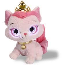 Pumpkin Palace Pet Plush by Disney Princess Palace Pets Bright Eyes Feature Plush Dreamy