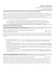 Sample Resume Format Advocate by Professional Web Developer Resume Template Vntask Com