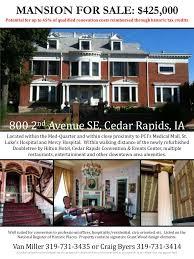 historic douglas mansion for sale 800 2nd avenue se cedar rapids u2026