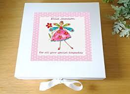 Personalised Keepsake Box Baby Gift Personalised Keepsake Box Baby Memory Box Baby Box