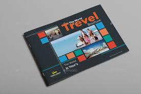 vacation brochure templates