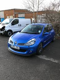 renault clio sport 2004 renault clio sport 197 in brackley northamptonshire gumtree