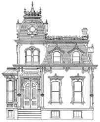 historic second empire house plans house and home design
