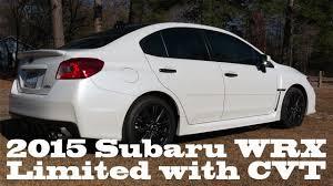 white subaru 2013 2015 subaru wrx limited with cvt and 2013 subaru impreza wrx