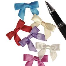 pre bows pre tiny satin bow shop ribbons today