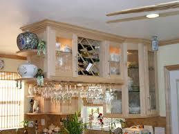 kitchen cabinet liquor rack metal wine glass rack wine rack side