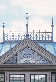 Roof Finials Spires by Roof Finials Wood U0026 84 In Metallic Finial From Indiana Firehouse