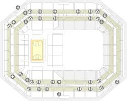 Syracuse University Map Inside The Carrier Dome Map With Concessions Bathrooms More For