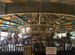 Six Flags Opening Day The St Louis Carousel U2013 Amanda Markel