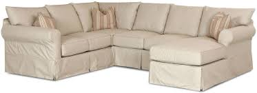 sofas center roll arm slipcovered sofa with