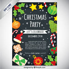 christmas invitation vectors photos and psd files free download