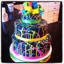 neon party ideas party themes neon party glow in the party ideas