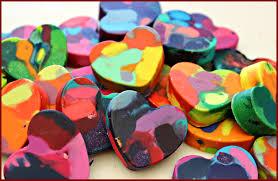 crayon valentines diy classroom crayon valentines make take teach