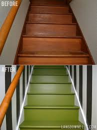 Paint Colors For Hallways And Stairs by 84 Best Staircase Makeovers Images On Pinterest Stairs