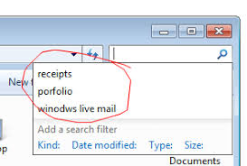 Windows Search Box - clear search box history windows 7 groovypost forums
