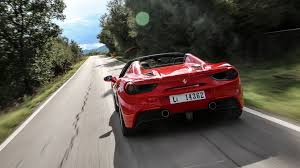 lowered cars and speed bumps love and breakups in a ferrari 488 spider the drive