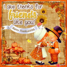 i give thanks for friends like you free friends ecards greeting