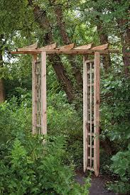 Trellis Arch Rectangular Trellis Garden Arch