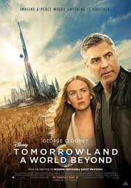 click to view extra large poster image for tomorrowland read or