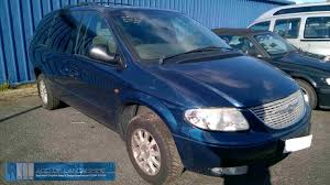 chrysler grand voyager 2 5 2007 auto images and specification