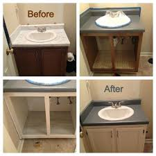 paint formica bathroom cabinets paint formica countertops painting laminate to look like granite