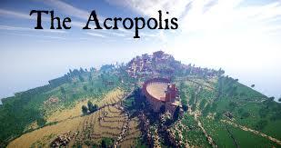 Athens Map Minecraft Cinematic