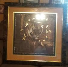 home interior tiger picture pictures homco decorative collectible brands decorative