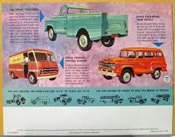did dodge stop trucks dodge low tonnage truck sales brochure model d 100 200 300