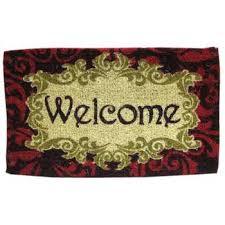 Welcome Doormats Welcome Door Mat Hobby Lobby 588780