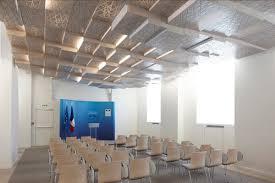 Modern Conference Room Design Press Conference Room By H2o Architectes Design Milk