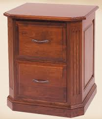 Filing Cabinet 2 Drawer Wood by Oakwood Furniture Amish Furniture In Daytona Beach Florida