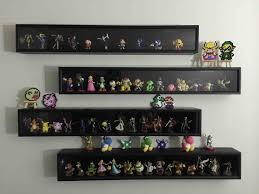 best 25 glass display shelves ideas on wine rack bar
