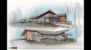 Mid Century Home Plans by New Grandview Mid Century Concept Design Jayden Homes Colorado