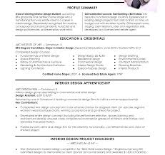 sle designer resume template interior designer resume template design word brokeasshome