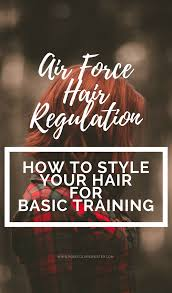 air force female hair standards air force hair regulations for females rose colored water