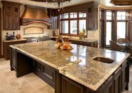 Modern Luxury Kitchen With Granite Countertop Kitchen Granite Countertops Bstcountertops