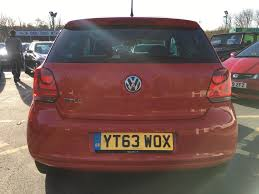 volkswagen polo 2000 used volkswagen polo 1 2 60 match edition 3dr 3 doors hatchback