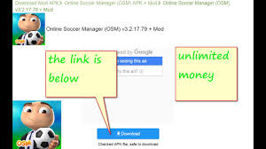 apk hiapk soccer manager osm 3 1 4 1 mod apk unlimited money