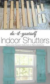 How To Install Interior Window Shutters How To Install Interior Shutters Interior Window Shutters