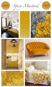 colour of the month mountain home decor