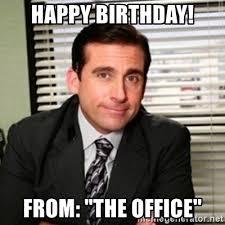 Happy Birthday Jesus Meme - happy birthday from the office roberto mattni co