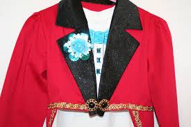 ringmaster halloween child u0027s circus ringmaster jacket costume sizes 4 to 14