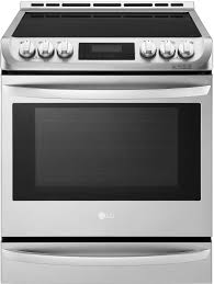 Electromagnetic Cooktop Induction Ranges Rapid Heating And Convection Oven