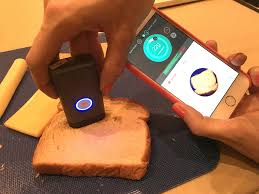 New Electronic Gadgets by Dietsensor Gadget Scans Food For Calories Popsugar Tech